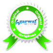 Agarwal Express® iso Logo